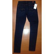 Calça Jeans Feminina 7 For Mankind Gwenevere Skinny Tam38 Br