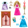 Boneca Aurora E Acessórios 13 Cm Guarda Roupa Disney No Br