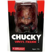 Brinquedo Assassino: Chucky Vinyl Figure - Mezco Toys
