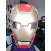 Mascara Homen De Ferro, Iron Man, 2 Modelos