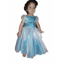 Fantasia Cinderela Bebê