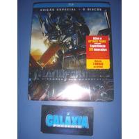 Blu-ray Novo - Transformers Edição Especial - 2 Discos