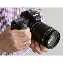 Câmera Canon 70d Wi-fi +18-135 Stm +sandisk32gb +case +tripe