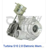 Turbina Nova Da S10 Com Motor Mwm Elet 2.8 2004/09 140 Hp