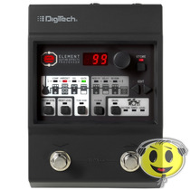 Pedaleira Digitech Element P/ Guitarra + Fonte Rp70 Kadu Som
