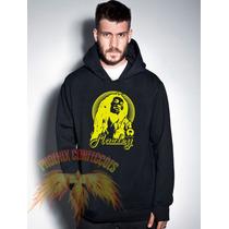 Blusa Bob Marley Moletom Canguru - Promoção!