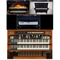 Plugins Vsti De Organ, Piano E Piano Elétrico