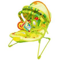 Cadeira De Descanso Dican Frutinhas Divertidas Vibratória