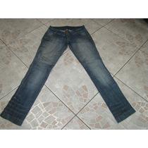Calça Jeans Recruta Feminina 40 - Seminova