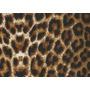 Tecido Gorgurinho Onça 10m X 1,50m Para Decoração Em Geral