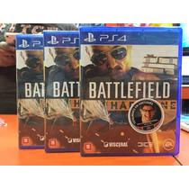 Jogo Battlefield Hardline Playstation 4, Português, Original