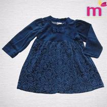 Vestido Infantil De Menina - Inverno Brandili - Tamanho 3