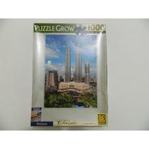 Quebra Cabeça Grow Puzzle Petronas - 1000 Peças