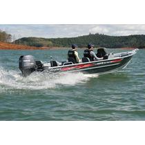 Levefort Marfim 6.0 Clx Motor Yamaha 60 4t Pronta Entrega
