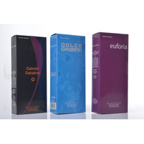 Kit 21 Perfumes 55ml C/ Anvisa E Nota Fiscal /