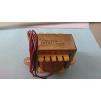 Transformador 6 + 6 Volts 450ma 110 X 220 Primeira Linha