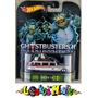 Hot Wheels Ghostbusters 2 Ii Retro Caça-fantasma Lacrado1:64