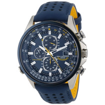 Relógio Citizen Eco-drive Blue Angels At8020-03l Original
