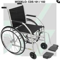 Cadeira De Rodas 1009/101 Cds Super Oferta