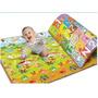 Tapete Infantil Atividades Bebê Dupla Face Frete Grátis