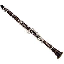 Clarinete Yamaha Yclsev ( Nota Fiscal E Garantia )