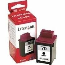 Cartucho Lexmark Black 12a1970 + Color 15m0120