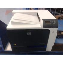 Impressora Hp Color Laserjet Enterprise Cp4525dn A4 Revisada
