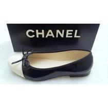 Sapatilha Ballerina Chanel Importada (pronta Entrega)