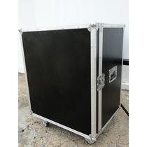 Set Cabeçote 400mb E Caixa 15 Cone Alumínio Meteoro + Case