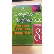 A Conquista Da Matemática 8 Ano