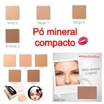 Mary Kay Pó Mineral Compacto Beige 1