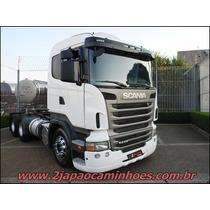 Scania R 440 - 6x4 2012