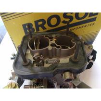Carburador Novo Brosol Solex Blfa Gol Saveiro 1.6 Cht Alcool
