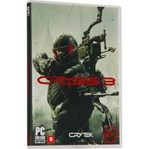 Jogo Crysis 3 - Pc Dvd - Original Lacrado- Joga On Line