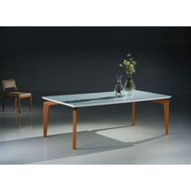 Mesa De Jantar Cannes Essenza Design 2,00 X 1,00 Mts