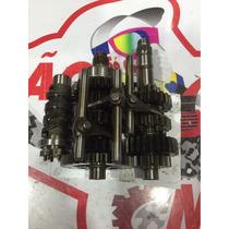 Cambio Caixa De Macha Xt660 Mt03 Completo 05/16 Alemão Motos