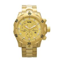 Relógio De Pulso Wzw Casual 7238