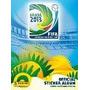 007/2013 Figurinhas Album Copa Das Confederações 2013