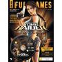 03 Revistas Full Games Lacrada , Jogos Para Pc , Tomb Raider