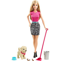 Boneca Barbie Family Filhote E Travessuras - Mattel