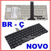 Teclado Para Netbook Asus Eee Pc Seashell Series 1015bx Novo