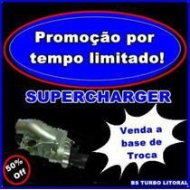 Turbina Turbo Do Fiesta Supercharger Eaton M24