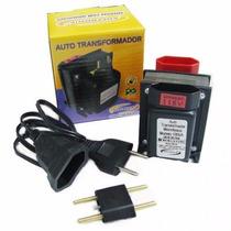 Mini Conversor Transformador De Voltagem 200va 110v 220v