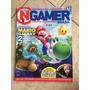 Revista Nintendo Gamer Super Mario Galaxy 2 Prince Of Persia