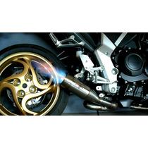 Escapamento Esportivo Honda Hornet/cbr 600f - Flame Firetong