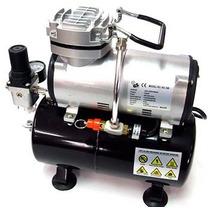 Compressor De Ar De Um Cilindro Com Tanque - Pressão Máx. 7b