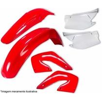 Kit De Plasticos Hon-cr 125/250 00-01 Cor Original Acerbis