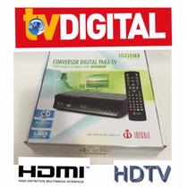 Conversor Tv Digital E Gravador Usb Full Hd Hdmi Hdtv