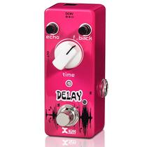 Micro Pedal Guitarra Delay V5 Xvive Estilo Mooer