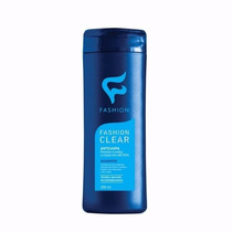 Shampoo Anticaspa Fashion Cosmeticos 12 Unidades + Brinde